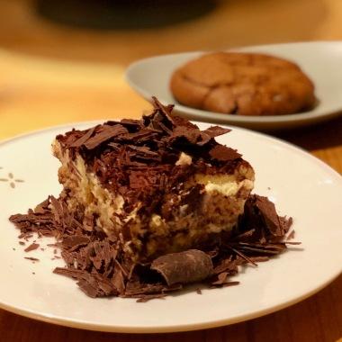 Tiramisu chocolat jasmin