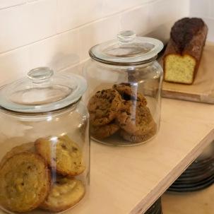 Cookies et cake