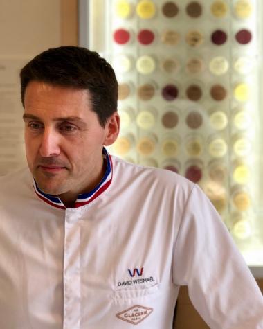 Le chef David Wesmaël