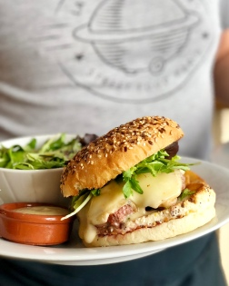 Burger French